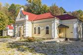 House of Head Judge-General Vasyl Kochubey in Baturyn, Ukraine — Stock Photo