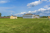 Fort George National Historic Site, Ontario, Canada — Stock Photo
