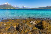 Lofoten, cennet plaj — Stok fotoğraf