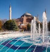 The Beautiful Hagia Sofia in Istanbul. — Stock Photo