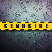 Genocide — Stock Photo