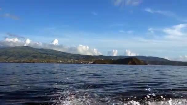 Archipiélago de Azores — Vídeo de stock