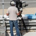 Professional cameraman — Stock Photo #56000591