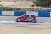Eurocup Clio 2014 - Salvatore Arcarese - Rangoni Corse — Stock Photo