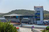 Jerez Racetrack — Stock Photo
