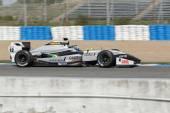 Formula Renault 3.5 Series 2014 - Matias Laine - Strakka Racing — Stockfoto