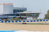 Formula Renault 3.5 Series 2014 - Roberto Merhi - Zeta Corse — Stock Photo