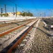 Railway Tracks — Stock Photo #58911315