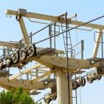 Cableway Mechanism — Stock Photo #60283063