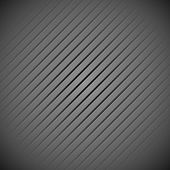 Dark, grey background, pattern with slanting lines — Stock Vector