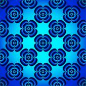 Psychedelic, unreal pattern — Wektor stockowy