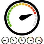 ������, ������: Dial gauge templates
