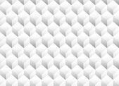 Cubes minimal, repeatable pattern — Stock Vector