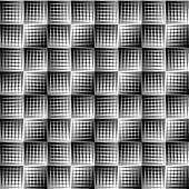 Overlapping triangles seamless patterns. — 图库矢量图片
