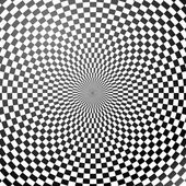 Abstract checkered background, pattern. — Stockvektor