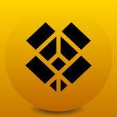 Open box symbol — Wektor stockowy