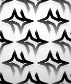 Seamless artistic pattern — Stock Vector