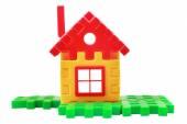 Casa del giocattolo — Foto Stock