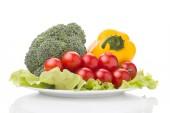 Fresh, healthy vegetables — Stock Photo