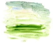 Green Acrylics Texture — Stok fotoğraf