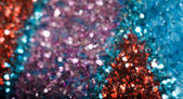 Defocused Glitter — Stock Photo