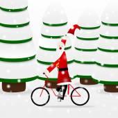 Santa clous — Stock Photo