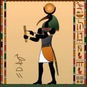 Religie van het oude egypte — Stockvector