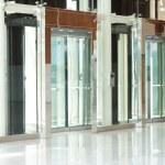 Transparent elevator — Stock Photo #72377597