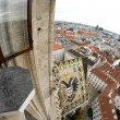 Incredible view of the city from the Cathedral of St. Stephen in — Stock Photo #60980073