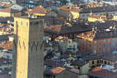 City of Bologna from the highTower — Stock Photo