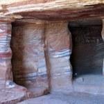 Ancient city of Petra in Jordan — Stock Photo #64304939