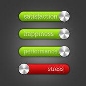 Work balance management — Stock Photo