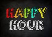 Happy Hour — Stock Photo