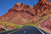 Arizona - Desert & Red Rocks — Stock Photo