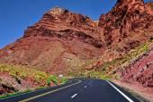 Arizona - Desert & Red Rocks — Stock Photo