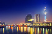 Tokyo Skytree & Blue Sky — Stock Photo