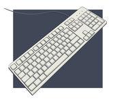 Keyboard — Vetorial Stock