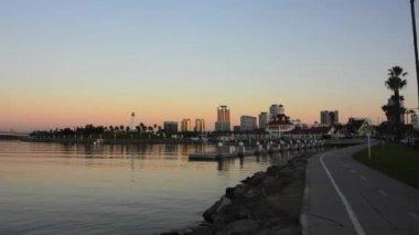 Long Beach California — Stock Video