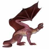 Red Dragon 01 — Stock Photo
