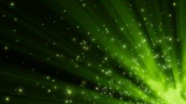 Green Lights — Stock Video