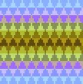 Ethnic geometric ornament. pattern background — Stockvektor
