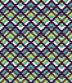 Ethnic geometric ornament. pattern background — Vettoriale Stock