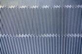 Escalator steps — Stockfoto