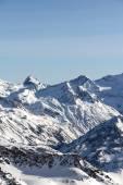 Winter mountains — Foto de Stock