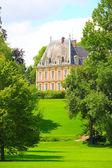 Bela mansão — Fotografia Stock