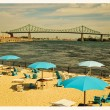 Urban beach — Stock Photo #54248905