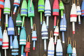 Boyas de colores — Foto de Stock