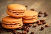 Macarons café — Photo