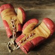 Boxing gloves — Stock Photo #60403709