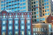 Buildings facade in Ottawa, Canada — Stock Photo